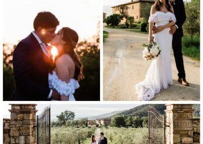 wedding in Tuscany,villa Le Bolli Siena