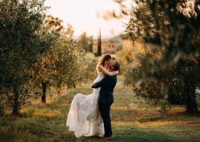wed in Tuscany villa Le Bolli Siena
