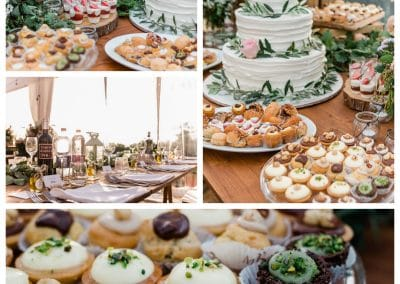 wedding sweets,villa Le Bolli Siena