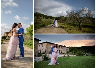 tuscan villa for wedding,Le Bolli Siena