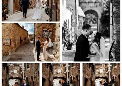 Matrimoni in Toscana Radicondoli Siena,villa Le Bolli