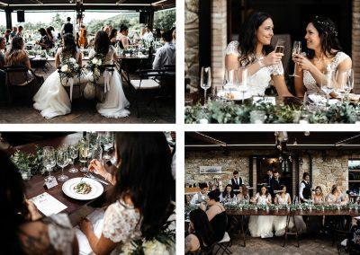 Wedding Le Bolli, Chloe&Maryanne 7